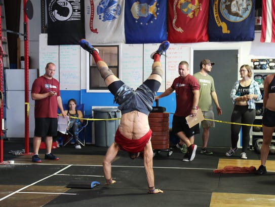 The 2018 CrossFit open kicks off tonight in gyms and garages around the world.