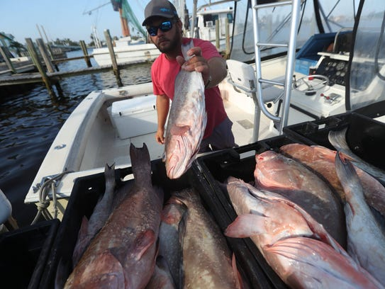 Fisherman in Lee County are getting back out on the