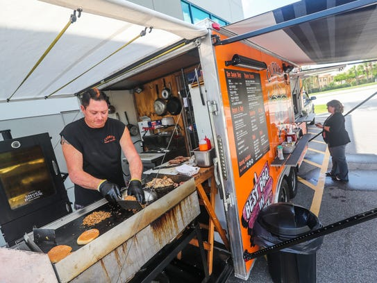 SWFL Hunger Games, a food event at Six Bends Harley