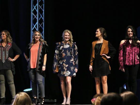 Katie Hale, Revkah Garber, Lauren Crabtree, Jeni Wilbanks,