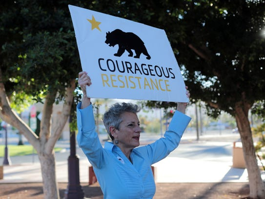 Courageous Resistance lead coordinator Joy Silver on