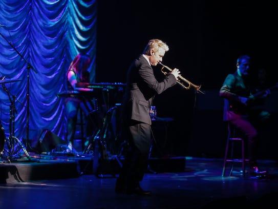 Chris Botti performs at McCallum Theatre's 30th anniversary