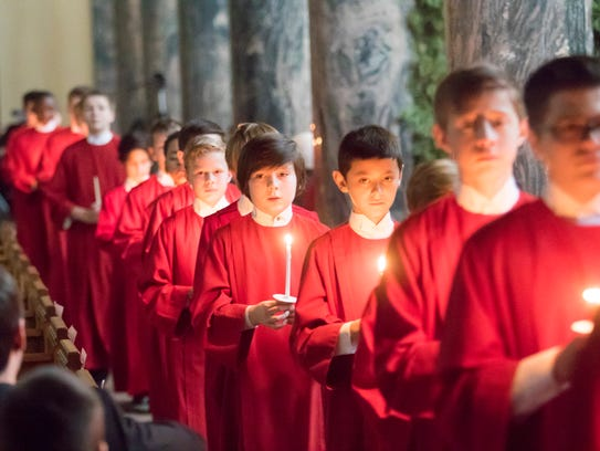 St. John's Boys Choir will perform its 10th annual