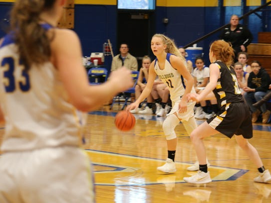The Butler and West Milford girls' basketball teams were eliminated from their respective state sectional tournaments last week after suffering opening-round setbacks.