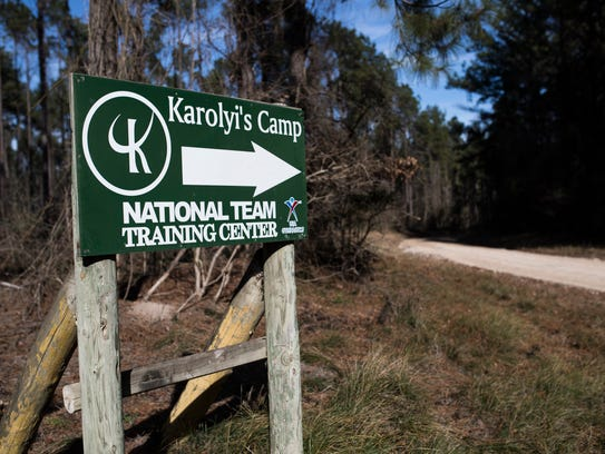 Several of Larry Nassar's victims said they were molested while training at Karolyi's Camp in Texas, the former national training center for USA Gymnastics.