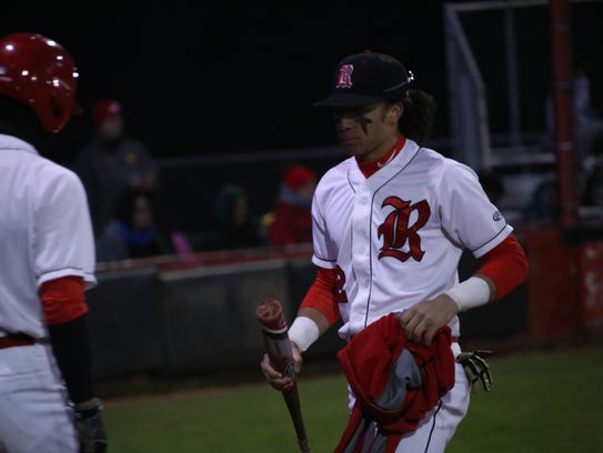 Rossview's Christian Scott returns to the dugout after