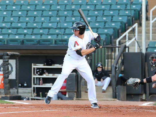 Moody's Rudy Flores plays for the Jackson Generals