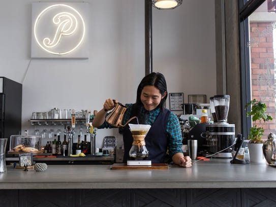 Provision Coffee Bar is located in Chandler.