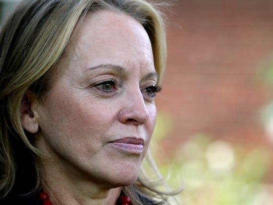 Rye resident Julie Killian, the GOP lieutenant governor
