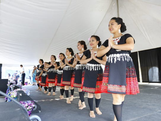 The Hmong Wausau Festival in 2017 brought thousands