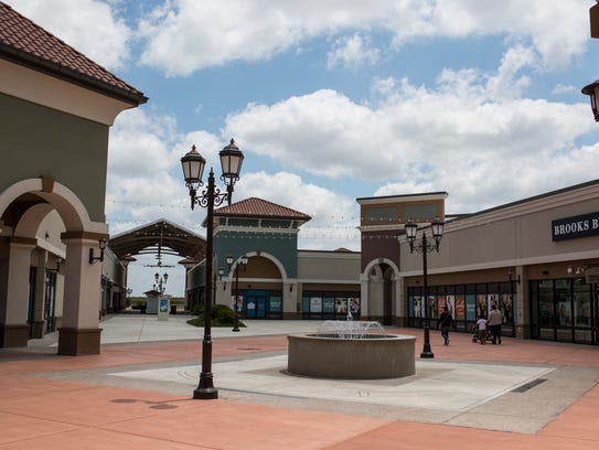 The Outlets at Corpus Christi Bay on Wednesday, June