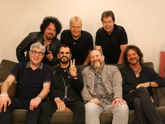 This tour of Ringo Starr and His All-Starr Band will