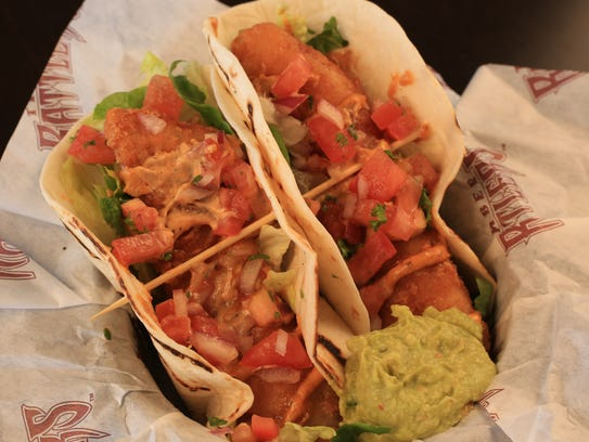 Wisconsin timber rattlers 2017 new food highlights include for Sides for fish tacos