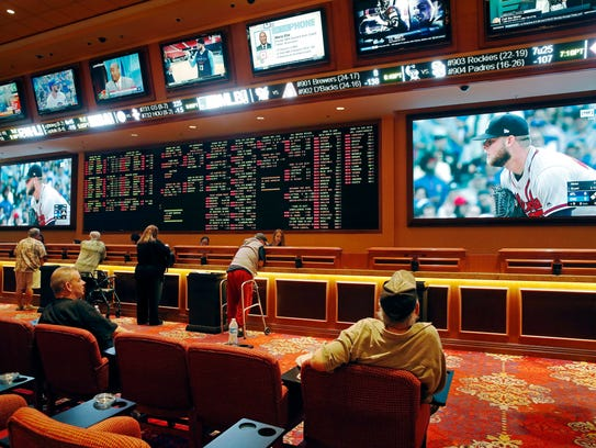 Monmouth Park is looking to open its sports book on