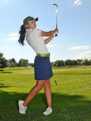 Allyson Geer is one of six Brighton women who will compete in this week's Michigan Women's Amateur.