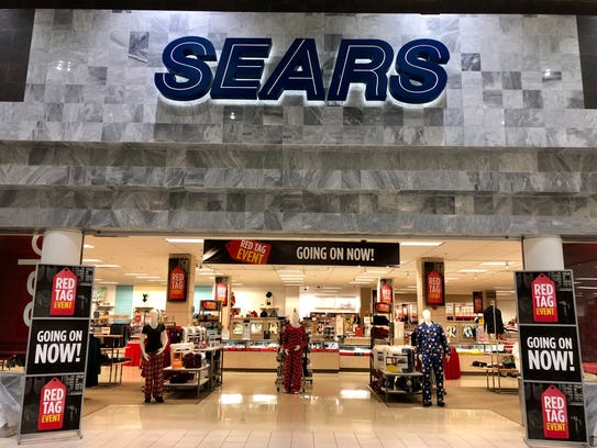 Sears' Red Tag event is going on through Feb. 3.
