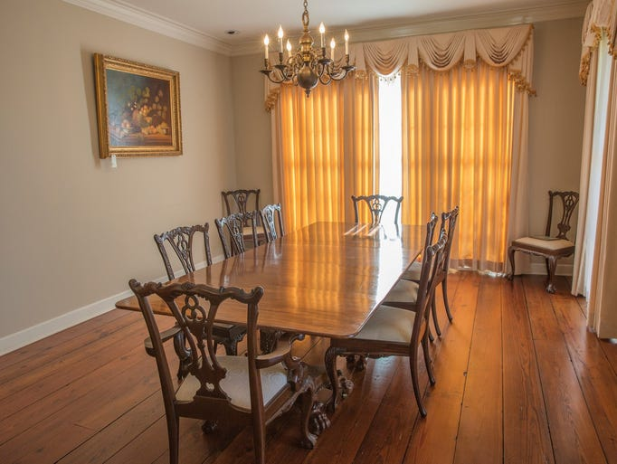 With large gallery porches and 13 ft. ceilings, 3402