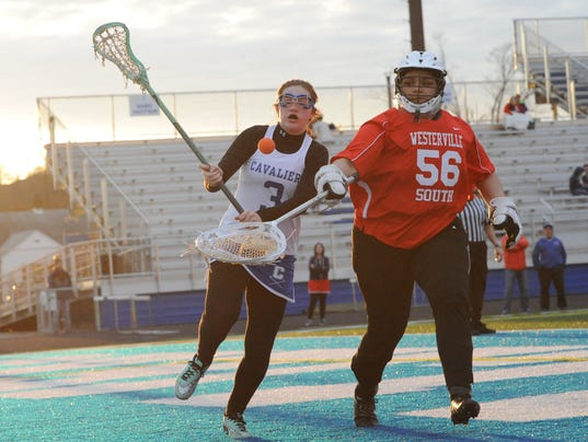 1 CGO LAX-CHILLICOTHE-WESTERVILLE SOUTH
