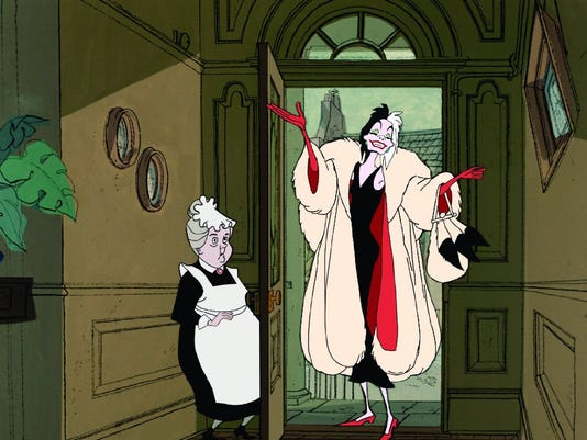101 dalmatians worth owning for cruella of course
