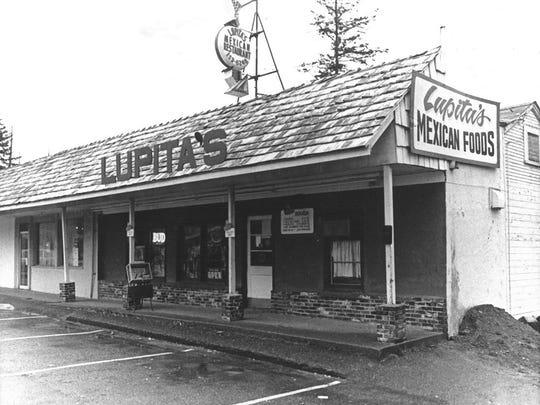 Lupita's on Kitsap Way in Bremerton was Sal Fontana's flagship restaurant.