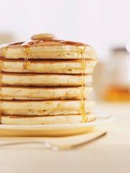 Eat pancakes to benefit the Sam Davis Home.