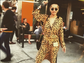 Candid or posed? Rita Ora posed this artsy photo on