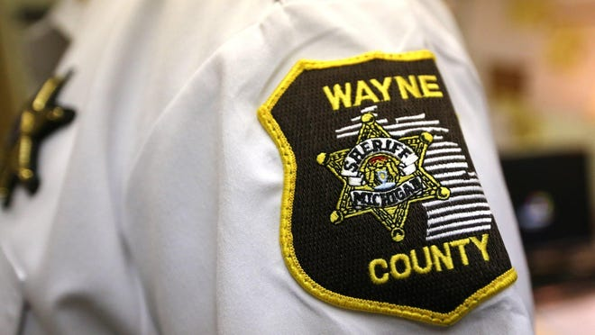 Wayne County Deputy badge, Friday, July 31, 2015.