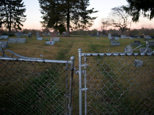 Christ the Resurrection Cemetery in Bellmawr.