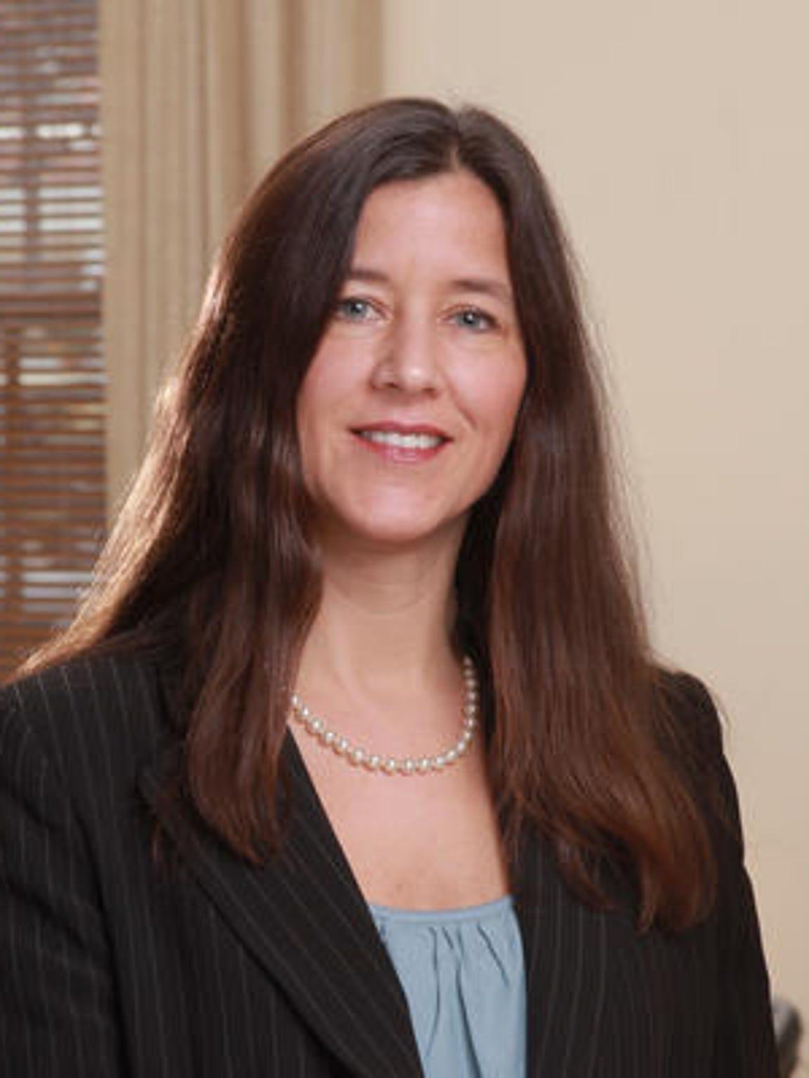 Bernice Whaley is Delaware's director of economic development
