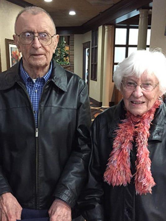 Anniversaries: Jim & Eloise Totushek
