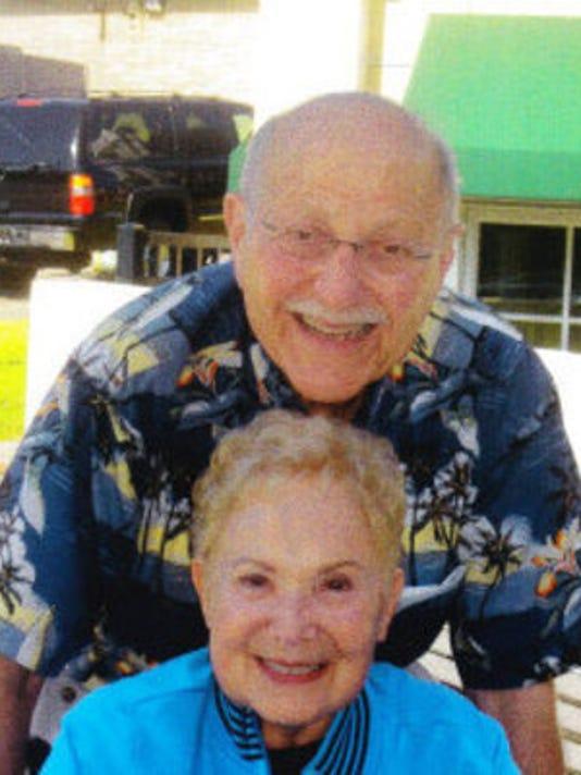 Anniversaries: Martin Glick & Estelle Glick