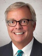 Marc Ward, Broadlawns Medical Center Board of Trustee candidate.