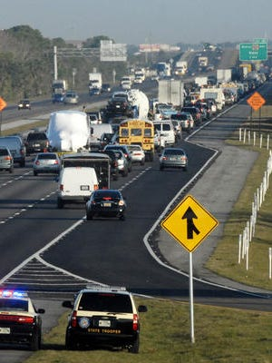 All major east-west roadways are open in Brevard County