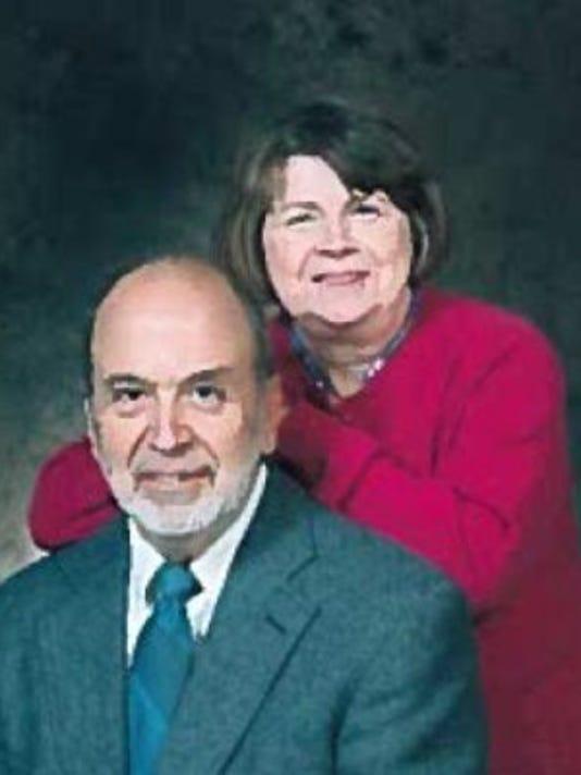 Anniversaries: Frank Mercante & Pege Mercante