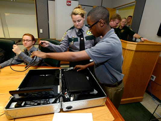 Escambia County Sheriff's Office offers an Explorers program