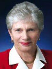 State Sen. Pat Vance, R-Cumberland County