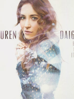 """Lauren Daigle, a Lafayette native, is a rising star in the world of Christian music. She recently won New Artist of the Year Award at the 48th Annual Dove Awards, and her song, """"How Can it Be"""", won for Song of the Year and Pop/Contemporary Song of the year. Lauren Daigle, a Lafayette native, is a rising star in the world of Christian music."""