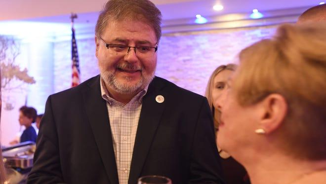 Wayne Mayor Chris Vergano.