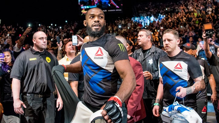 Gallery: Jon Jones wins at UFC 197