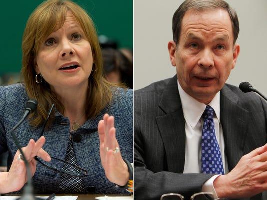GM Recall Congress