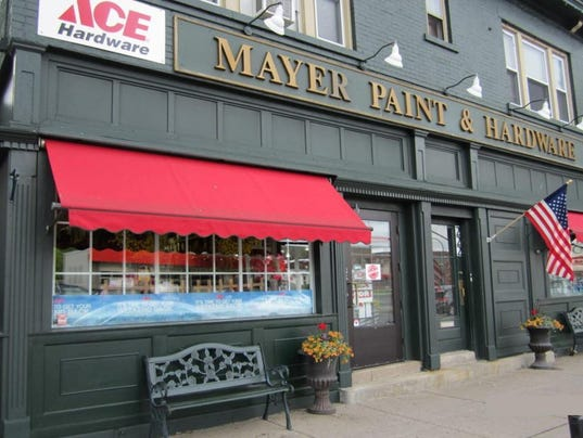 small business spotlight mayer paint hardware is a