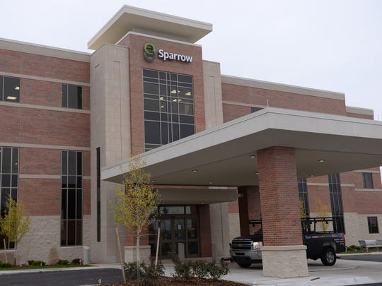 Sparrow's new health center, located at 2909 E. Grand