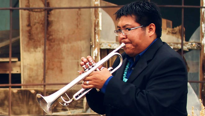 Jazz trumpeter Delbert Anderson leads the San Juan College Big Band in its first concert of the season Thursday, Dec. 1 on the SJC campus.