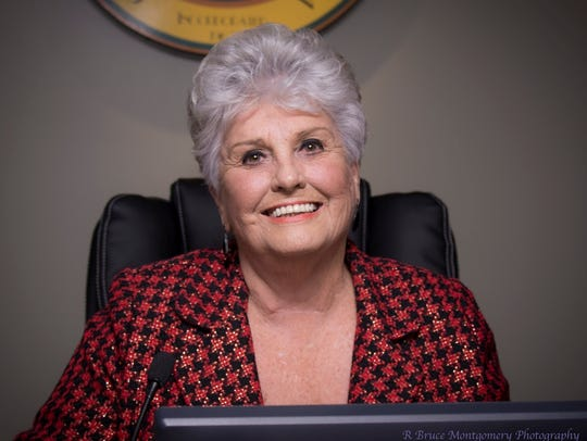 Desert Hot Springs City Council member Yvonne Parks announced her resignation April 17.