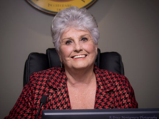 Desert Hot Springs City Council member Yvonne Parks announced her resignation April 17.
