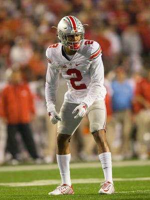 Ohio State's Marshon Lattimore is the top-ranked cornerback in the NFL draft.