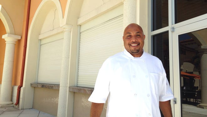Charles Mereday will be opening his third restaurant, Mereday's Brasserie, in Coconut Point Mall in Estero on Sept. 10.