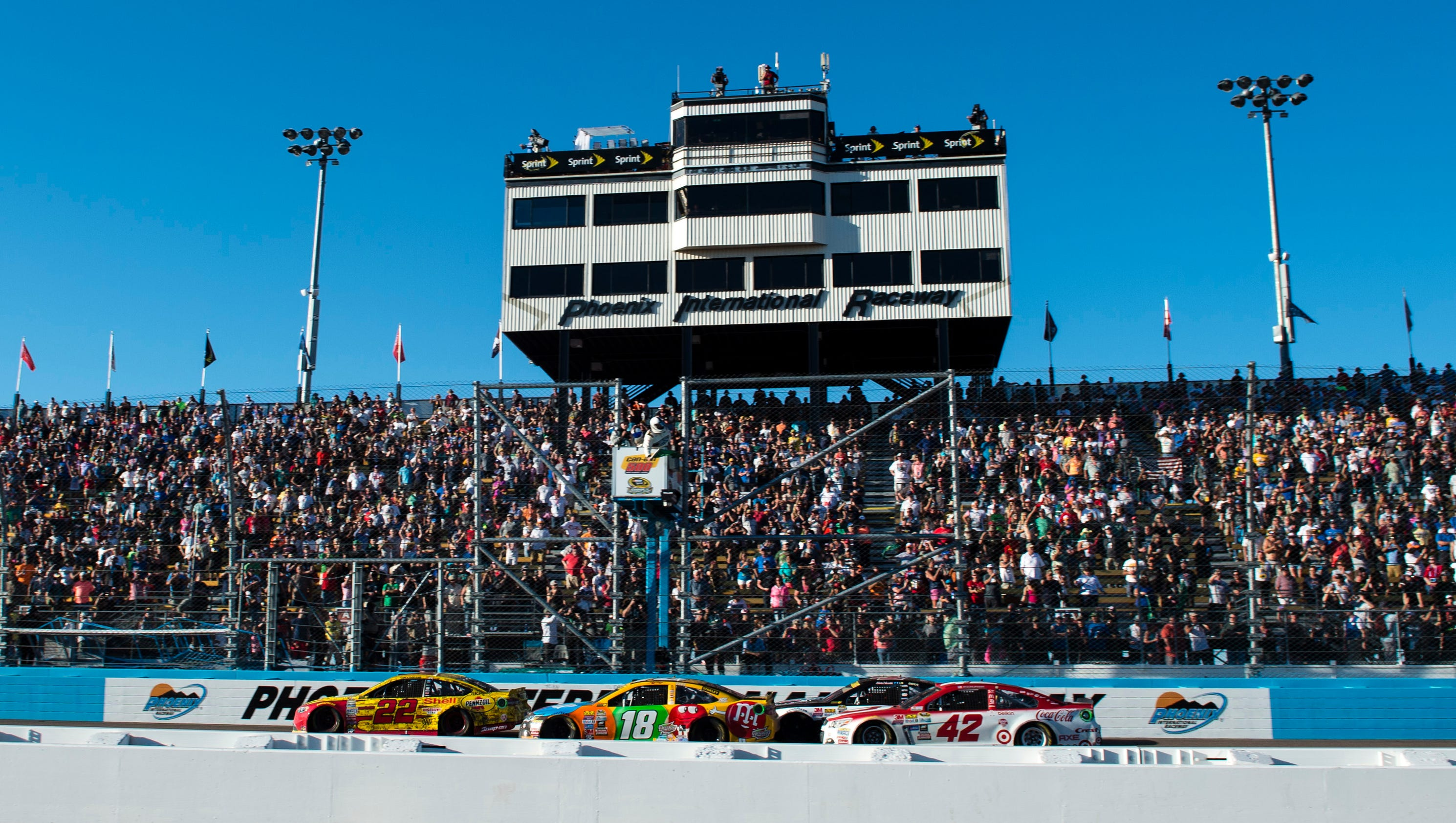 What time does the 2017 nascar cup series race at phoenix for Today s interiors phoenix