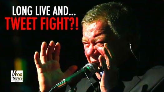 """Former """"Star Trek"""" actor William Shatner came to the defense of """"Baby, It's Cold Outside"""" this week as the song continues to draw up controversy."""