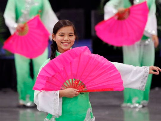 Singing and dancing groups are part of the cultural